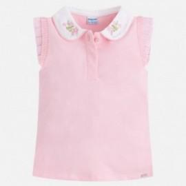 Mayoral 3102-28 Polo dziewczęce kolor Różowy