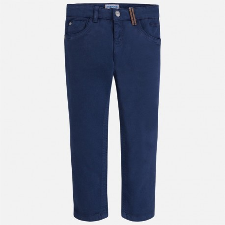 Mayoral 3524-42 Spodnie chłopięce kolor granat
