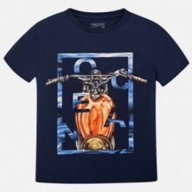 Mayoral 6065-59 Koszulka chłopięca kolor Granatowy