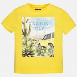 Mayoral 6071-32 Koszulka chłopięca kolor Kadm