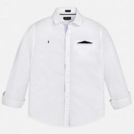 Mayoral 6158-67 Koszula chłopięca kolor Biały