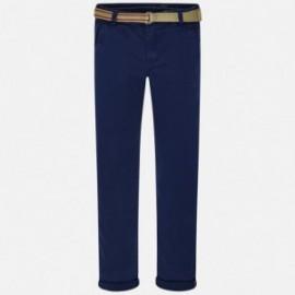 Mayoral 6526-85 Spodnie chłopięce kolor Bałtycki