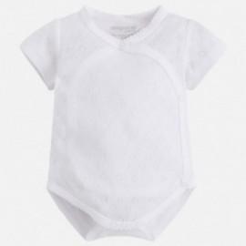 Mayoral 191-36 Body dla dziewczynki kolor Biały