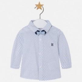 Mayoral 2107-73 Koszula chłopięca i muszka kolor niebieski