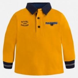 Mayoral 4109-55 Koszulka polo chłopięca kolor żółty