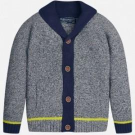 Mayoral 7329-59 Sweter chłopięcy elegancki kolor szary