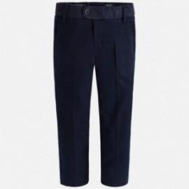 Mayoral 4501-42 Spodnie tailoring kolor Granatowy