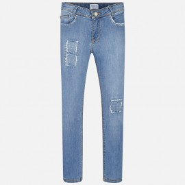 Mayoral 6506-37 Spodnie długie tkanina kolor Jasny
