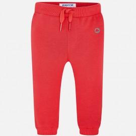 Mayoral 711-13 Długie spodnie basic kolor Owoc granatu