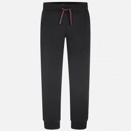 Mayoral 744-51 Długie spodnie basic kolor Czarny