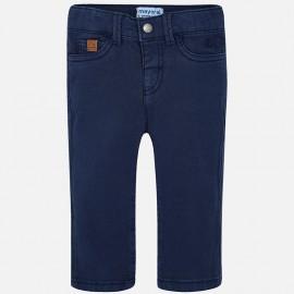 Mayoral 1538-12 Spodnie chłopięce kolor granat