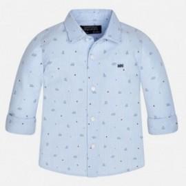 Mayoral 2149-61 Koszula chłopieca kolor Błękitny