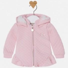 Mayoral 2441-31 Bluza dla dziewczynki ocieplana kolor róż