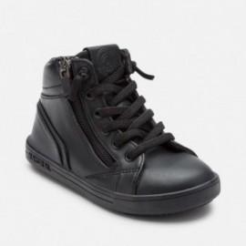 Mayoral 44799-18 Buty chłopięce sportowe kolor Czarny