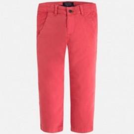 Mayoral 513-71 Spodnie chłopięce klasyczne serża kolor Syrop