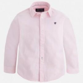 Mayoral 146-48 Koszula chłopięca d/r kolor Różowy
