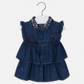Mayoral 3116-5 Bluzka dziewczęca kolor ciemny Jeans