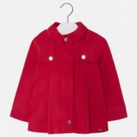 Mayoral 3432-92 Płaszcz dziewczęcy kolor Czerwony
