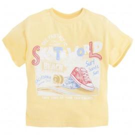 T-shirt Mayoral 1030 żółty