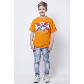 GF5 Koszulka chłopięca BTS-14-11-O3 kolor Pomarańczowy