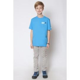 GF5 Koszulka chłopięca BTS-15-05-N29 kolor Niebieski