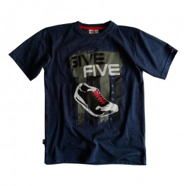 GF5 Koszulka chłopięca BTS-17-01-N30 kolor Jeans