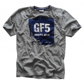 GF5 Koszulka chłopięca BTS-17-04-G11 kolor szary