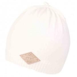 Jamiks czapka chłopięca ELVIS JWA054-3 kolor ekri