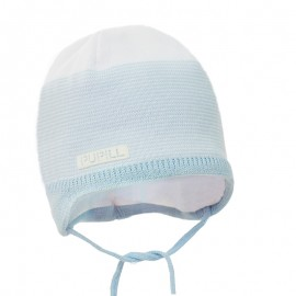 Pupil czapka Peony 40 kolor turkus