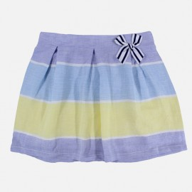 Dr.Kid DK593-200 spódnica dziewczęca elegancka kolor niebieski