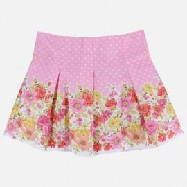 Dr.Kid DK490-240 spódnica dziewczęca elegancka kolor róż