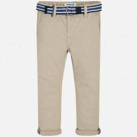 Mayoral 3532-86 Spodnie chłopięce kolor piaskowy