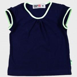 GF5 Bluzka dziewczęca GBL-17-01-N27 kolor Granatowy