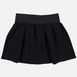 GF5 Spódnica dziewczęca GSP-17-01-BLK kolor Czarny