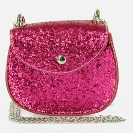 Torebka kuferek dziewczęcy Inca 62072 kolor fuksja