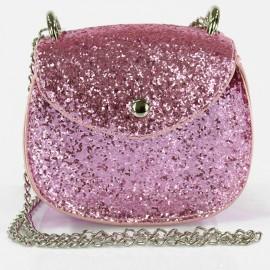 Torebka kuferek dziewczęcy Inca 62072 kolor fiolet