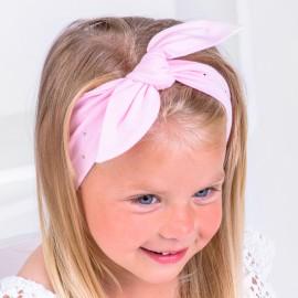 Jamiks opaska dziewczęca RUBY JLA061 kolor róż