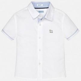 Mayoral 1154-28 Koszula chłopięca kolor biały