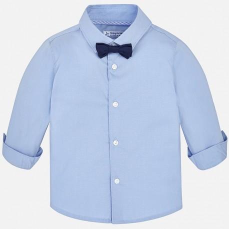 Mayoral 1164-29 Koszula chłopięca kolor błękitny