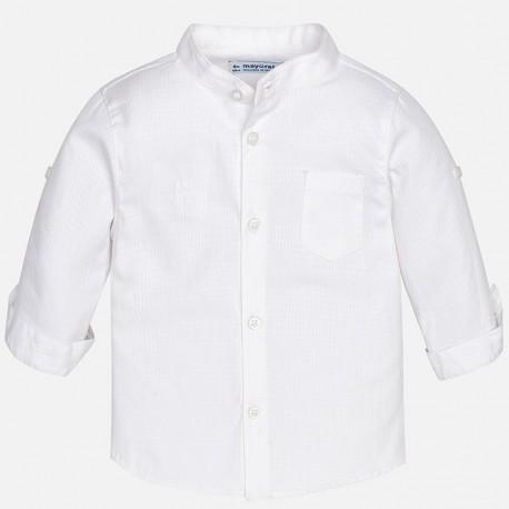 Mayoral 1166-56 Koszula chłopięca kolor biały