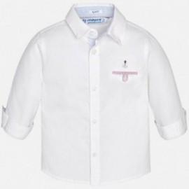 Mayoral 1170-56 Koszula chłopięca kolor biały