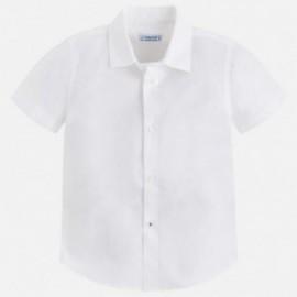 Mayoral 139-14 Koszula chłopięca kolor biały