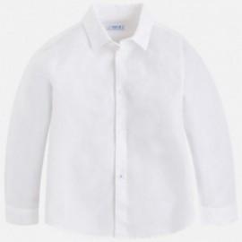 Mayoral 141-28 Koszula chłopięca kolor biały