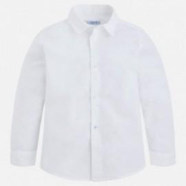 Mayoral 141-29 Koszula chłopięca kolor biały