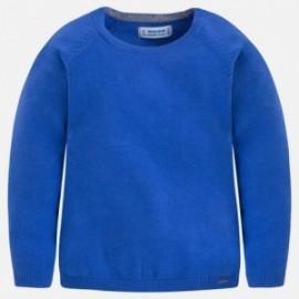 Mayoral 311-48 Sweter chłopięcy kolor niebieski