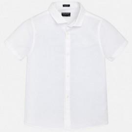 Mayoral 870-38 Koszula chłopięca kolor biały