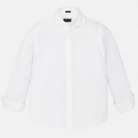Mayoral 872-61 Koszula chłopięca kolor biały