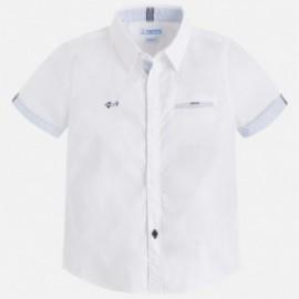 Mayoral 3150-66 Koszula chłopięca kolor biały