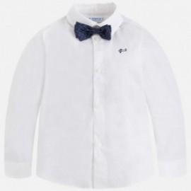 Mayoral 3164-56 Koszula chłopięca kolor biały