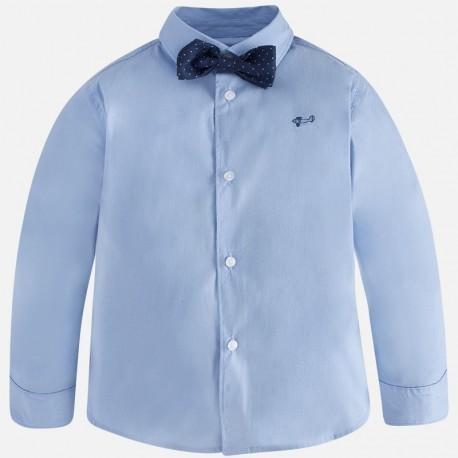 Mayoral 3164-57 Koszula chłopięca kolor błękitny